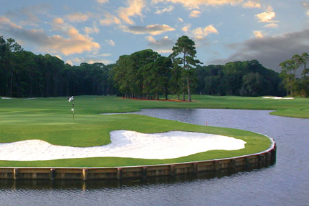 Golf on St. Simons Island, GA